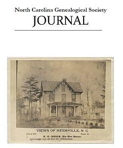 NCGS Journal